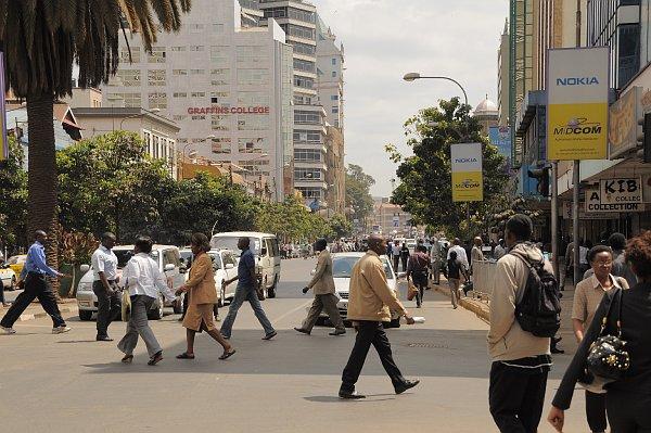 Nairobi strony do podłączenia